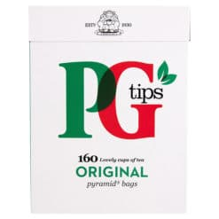 PG Tips 160 pyramid bags