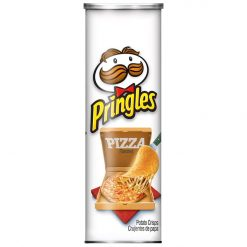 KORTERE THT: Pringles Pizza Super Stack