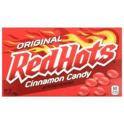 Red Hots Original Cinnamon Candy 156 gram