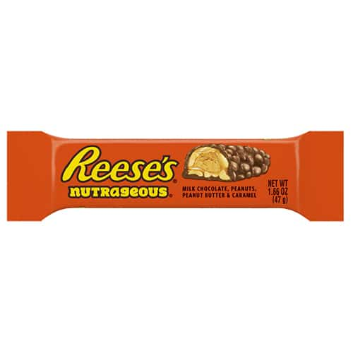 Reeses Nutrageous 47g.