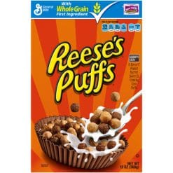 Reeses Puffs Cereals USA 368 gram