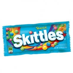 Skittles Tropical USA import 61 gram