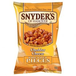 Snyders of Hanover Cheddar Cheese 125 gram