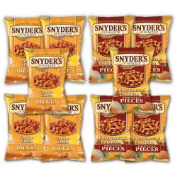 Snyders of Hanover Pretzel Pieces Pakket 5+5
