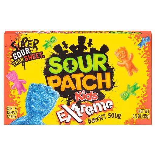 Sour Patch Kids Extreme 99 gram