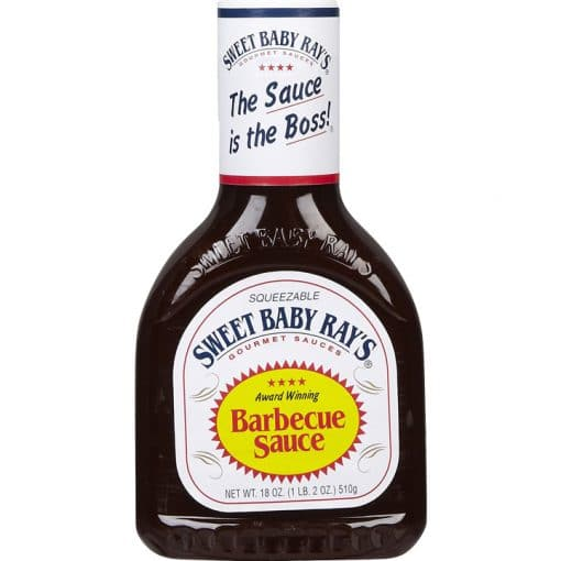 Sweet Baby Rays Barbecue Sauce Original