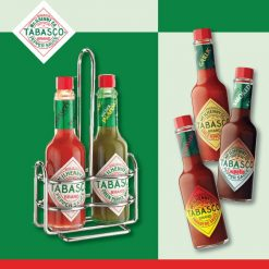 Tabasco Favorites Pakket