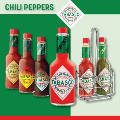 Tabasco Favorites Pakket plus XXL 350ml Red