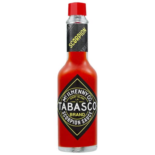 Tabasco Scorpion Hot Sauce 60ml.