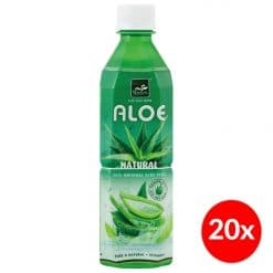Tropical Aloe Vera Natural 500ml Doos (20x)