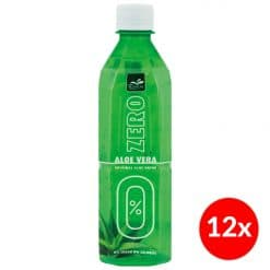 Tropical Aloe Vera Zero 500ml Doos (12x)